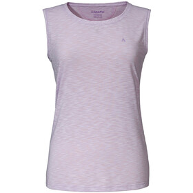 Schöffel Namur2 Sleeveless Shirt Women purple